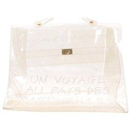 Hermès-Hermès Vinyl Kelly-Other