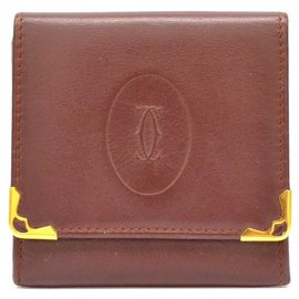 Cartier-Cartier Must Line Compact Wallet-Other