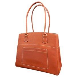 Hermès-Hermès Handbag-Brown