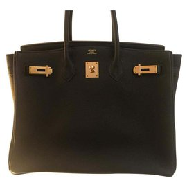 Hermès-Birkin togo-Black