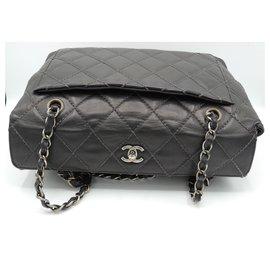 Chanel-CHANEL SAC Modèle rare !-Noir