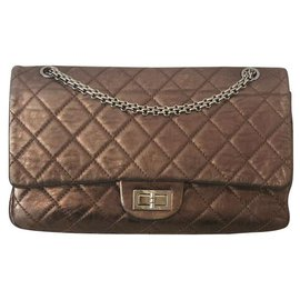 Chanel-Reissue 2.55-Bronze