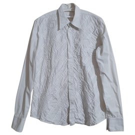 Iceberg-chemises-Blanc