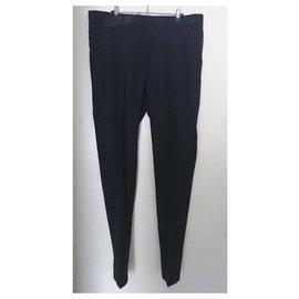 Karl Lagerfeld-Pants-Black