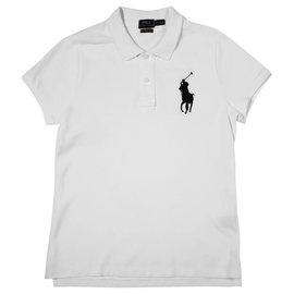 Polo Ralph Lauren-Tops-Weiß