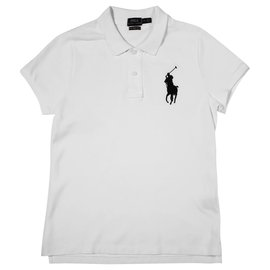 Polo Ralph Lauren-Tops Tees-White