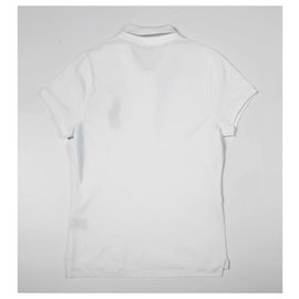 Polo Ralph Lauren-T-shirts-Blanc