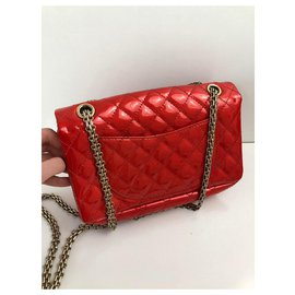 Chanel-Reissue 2.55-Red