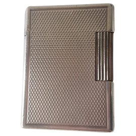 St Dupont-Wallets Small accessories-Silvery