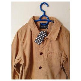 Scotch and Soda-Men Coats Outerwear-Beige