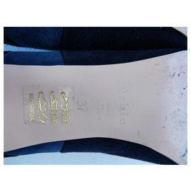 Pablo De Gerard Darel-Heels-Navy blue