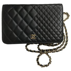 Chanel-Limited with card, box, Dustbag-Black