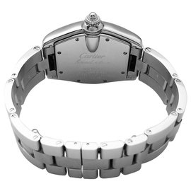 "Cartier-Cartier watch, ""Roadster"", steel on steel.-Other"