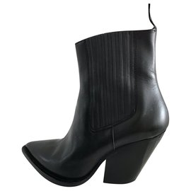 Iro-IRO Boots-Black