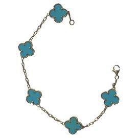 Van Cleef & Arpels-Alambra-Bleu