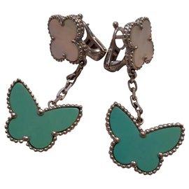 Van Cleef & Arpels-Boucles d'oreilles-Turquoise