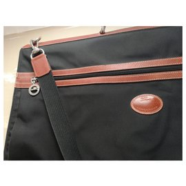 "Longchamp-NEW Clothes rack ""Longchamp""-Black"