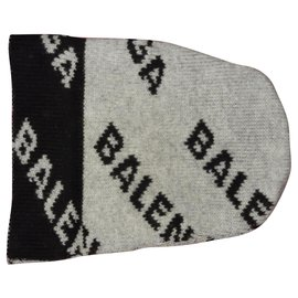 Balenciaga-Hats Beanies-Grey