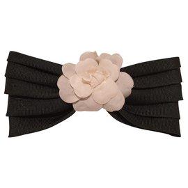 Chanel-Hair accessories-Black