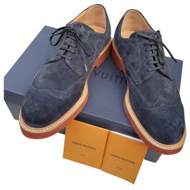 Louis Vuitton-French-Navy blue