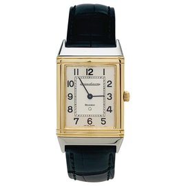 "Jaeger Lecoultre-Jaeger Lecoultre model ""Reverso"" two-tone.-Other"