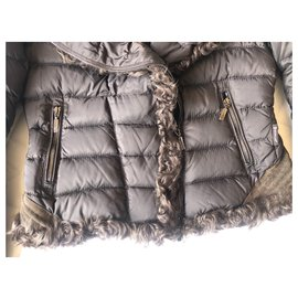 Moncler-Jackets-Brown