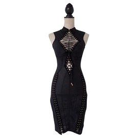 Agent Provocateur-Dresses-Black