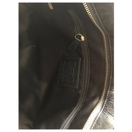 Coach-Large coach bag-Black