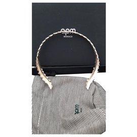 APM Monaco-Necklaces-Silvery