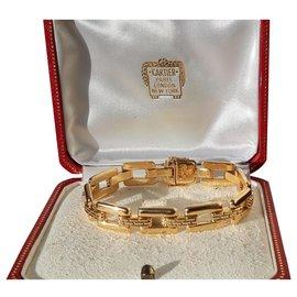 Cartier-Bracelet  Panthère-Doré