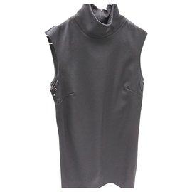 Burberry-BURBERRY dress-Black