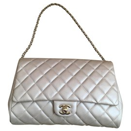 Chanel-Sacs à main-Doré