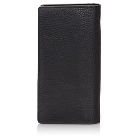 Louis Vuitton-Louis Vuitton Black Taurillon Clemence Brazza-Black