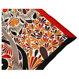 Hermès-THOUSAND FLOWERS of MEXICO-Multiple colors