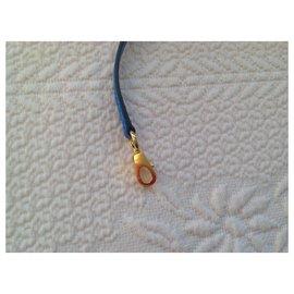 Hermès-New Hermes mini shoulder strap-Blue