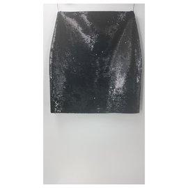 Saint Laurent-Jupes-Noir