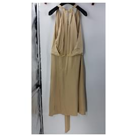 Chloé-Dresses-Beige