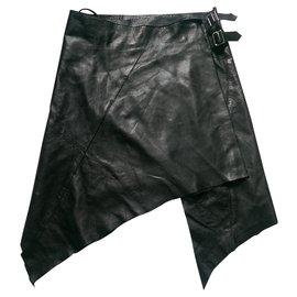Pellessimo-Jupes-Noir