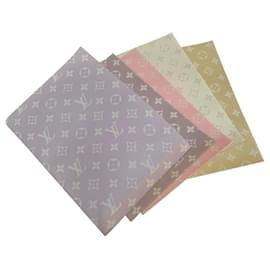 Louis Vuitton-lot of 5 Louis Vuitton pouches-Other