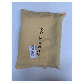 Louis Vuitton-Men's bag with a shoulder strap-Dark brown