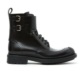 Louis Vuitton-BLACK UK 6,5 fr41 NEW-Black