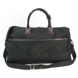 Louis Vuitton-Louis Vuitton Black Damier Geant Albatros-Noir