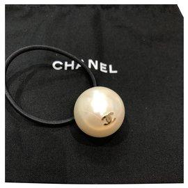Chanel-Chouchou chanel-White