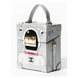 Chanel-CHANEL COCOBOT CHANEL NEW-Multiple colors,Metallic