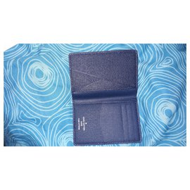 Louis Vuitton-Pocket organizer-Dark blue
