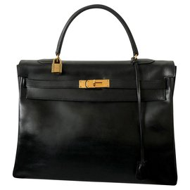 Hermès-Kelly 35-Black