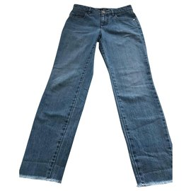 Chanel-Chanel Jeans Collection Pharrell 38 .-Light blue