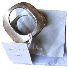 Dior-Sublime manchette Dior-Argenté