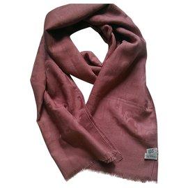 Christian Dior-Scarves-Pink