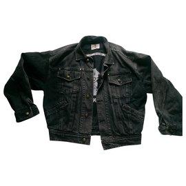 Trussardi Jeans-Blazers Jackets-Grey